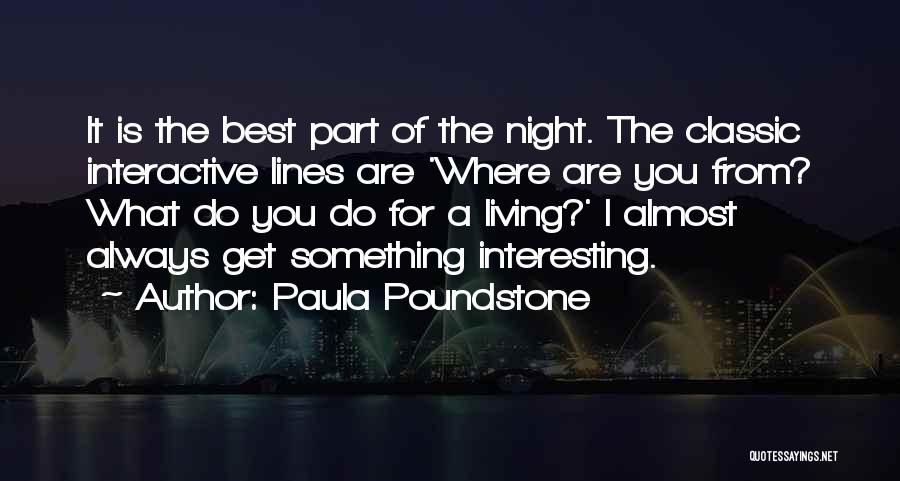 Paula Poundstone Quotes 2113168