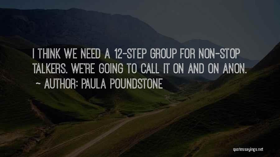 Paula Poundstone Quotes 2137686