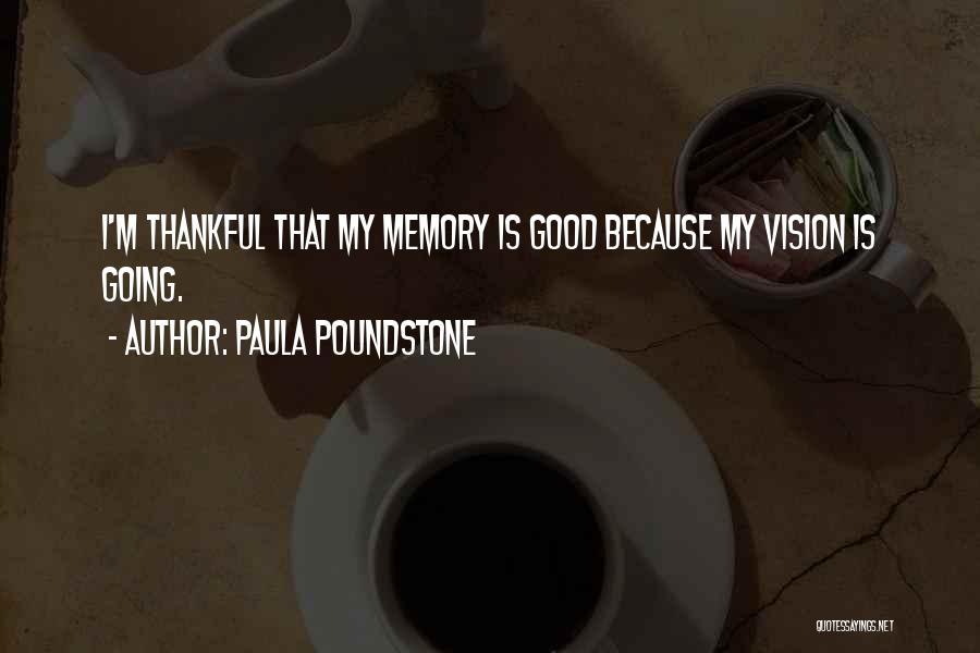 Paula Poundstone Quotes 2173348