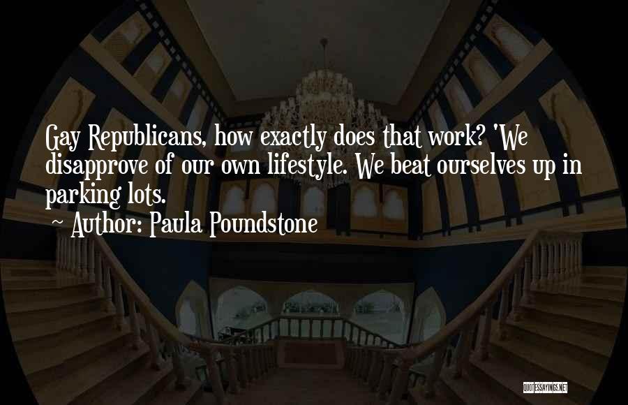 Paula Poundstone Quotes 219520