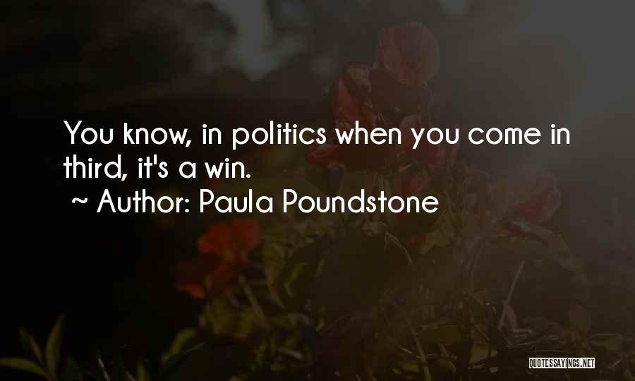 Paula Poundstone Quotes 425310