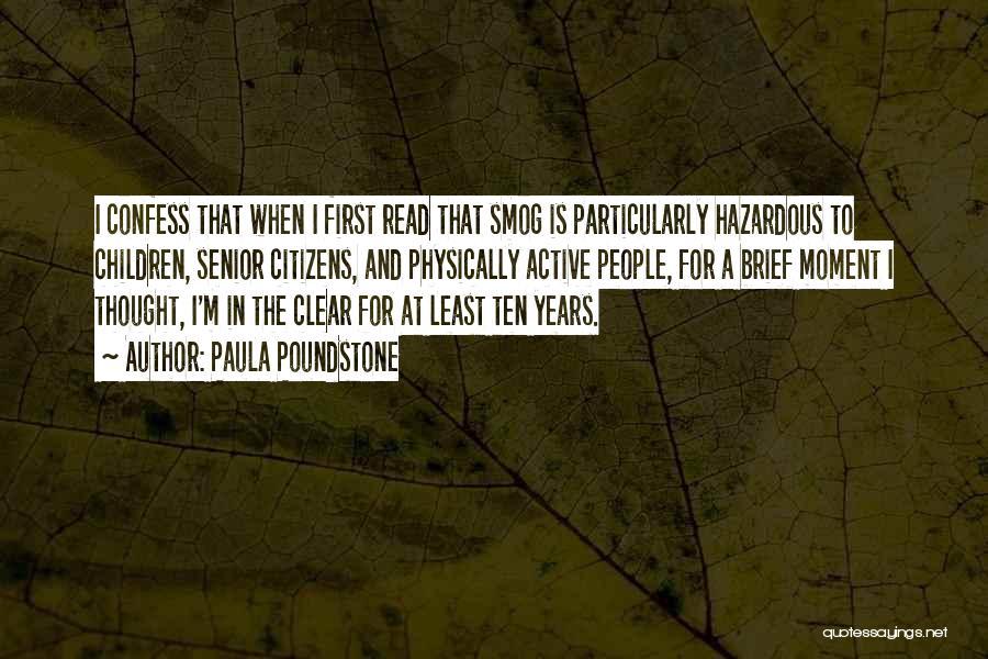 Paula Poundstone Quotes 554164
