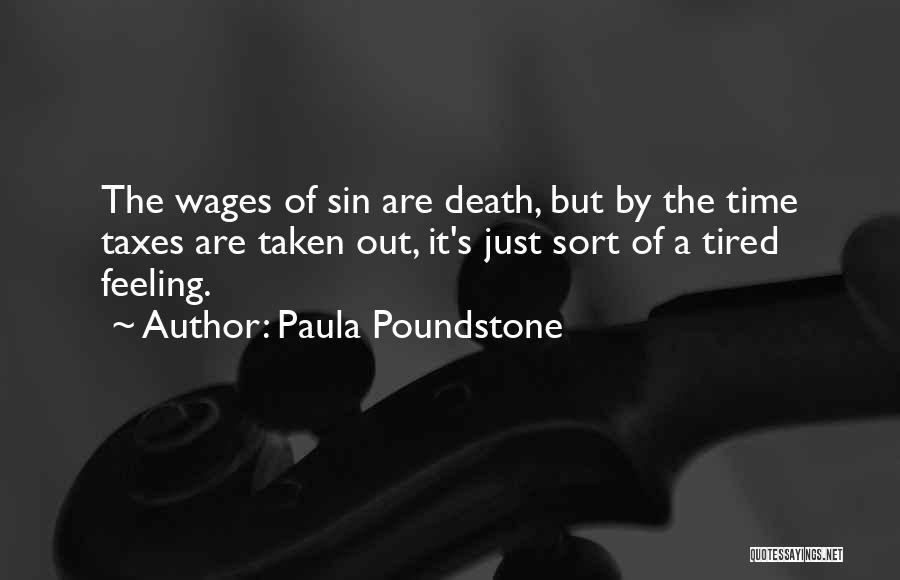 Paula Poundstone Quotes 622522