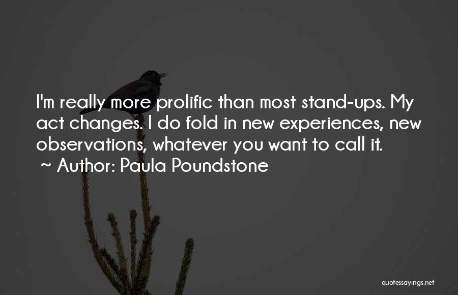 Paula Poundstone Quotes 631964