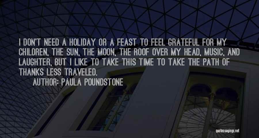 Paula Poundstone Quotes 670518