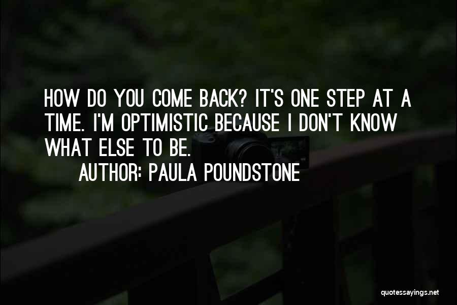 Paula Poundstone Quotes 829944
