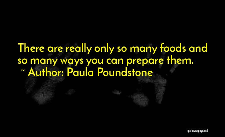 Paula Poundstone Quotes 975955