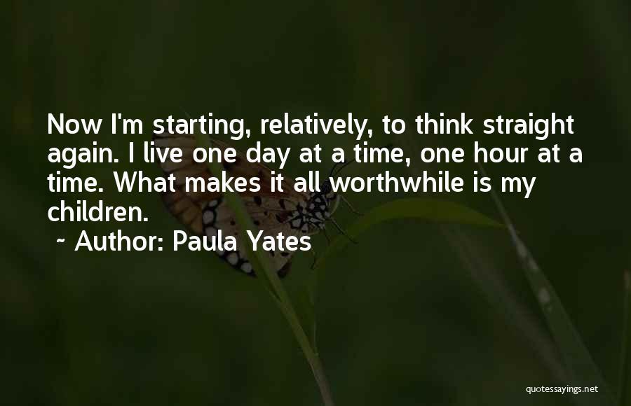 Paula Yates Quotes 123754