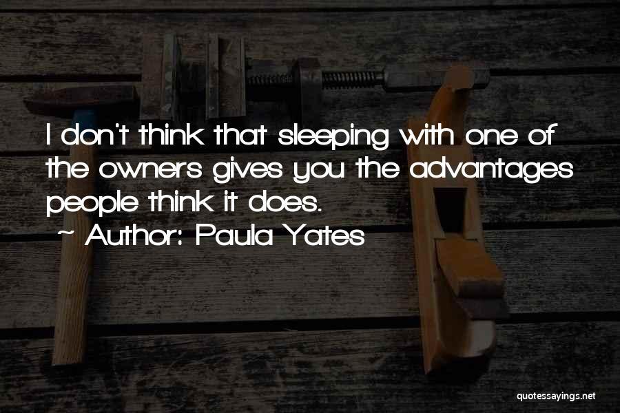 Paula Yates Quotes 2171594