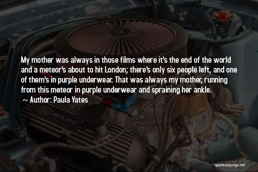 Paula Yates Quotes 2210496