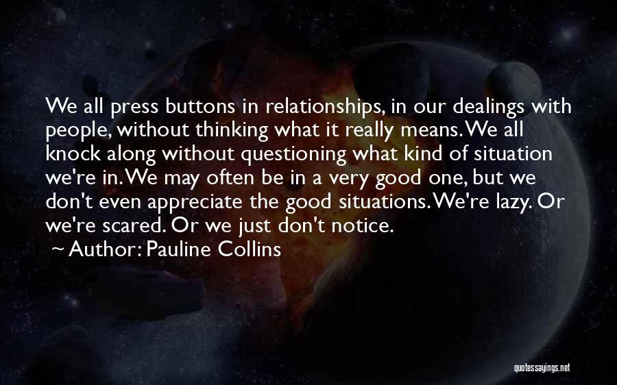 Pauline Collins Quotes 1527442