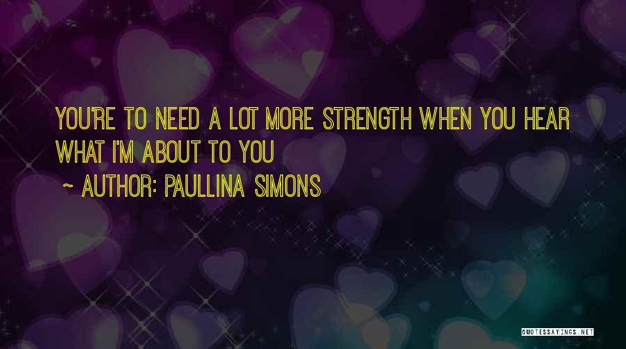 Paullina Simons Quotes 1374599