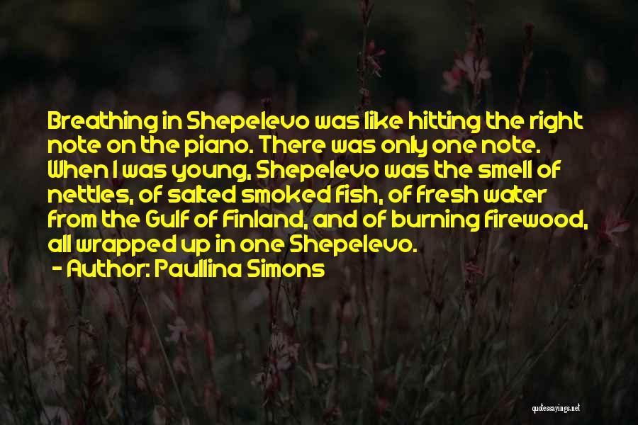 Paullina Simons Quotes 1971395