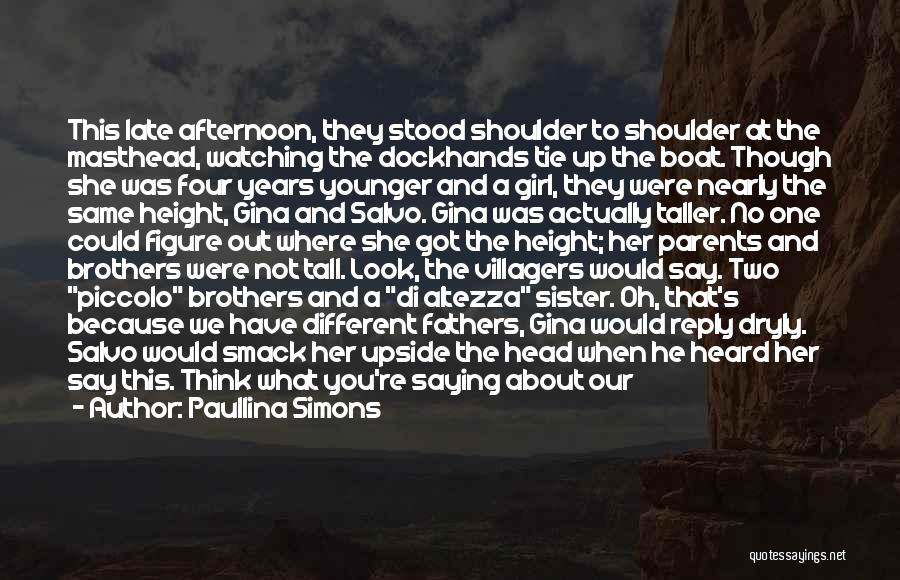 Paullina Simons Quotes 2085772