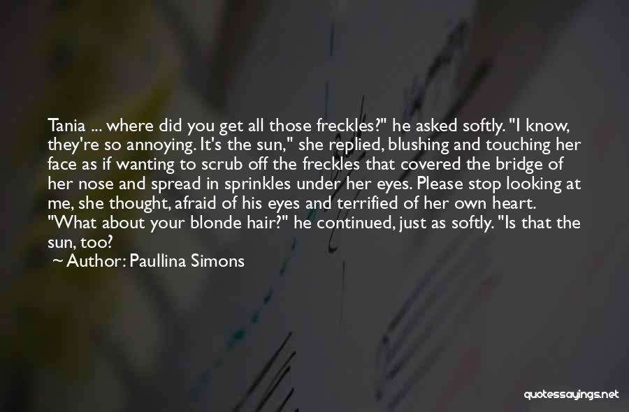 Paullina Simons Quotes 257334