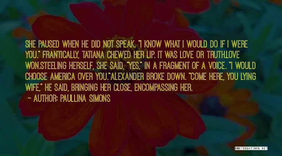 Paullina Simons Quotes 446837