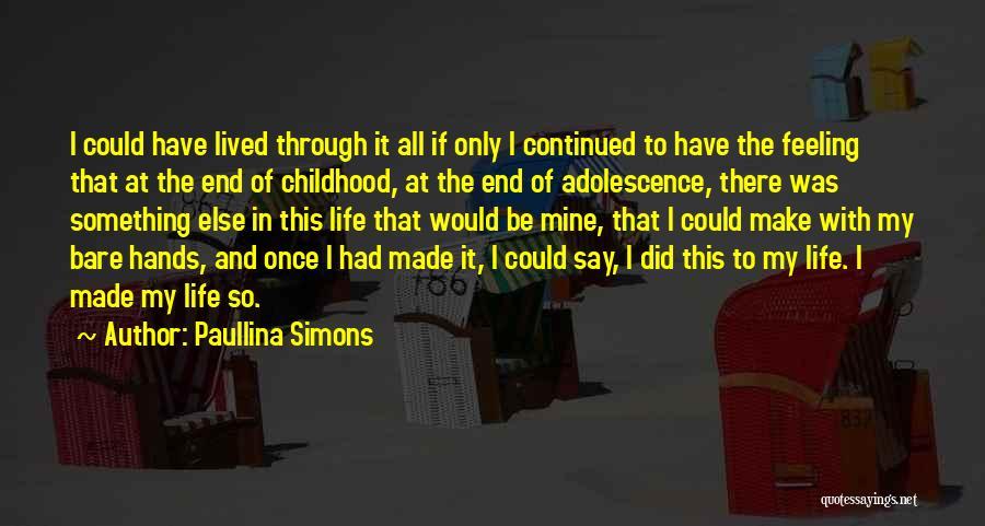 Paullina Simons Quotes 472269