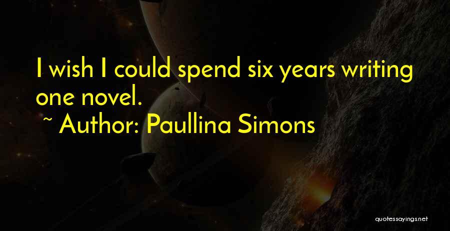 Paullina Simons Quotes 869641