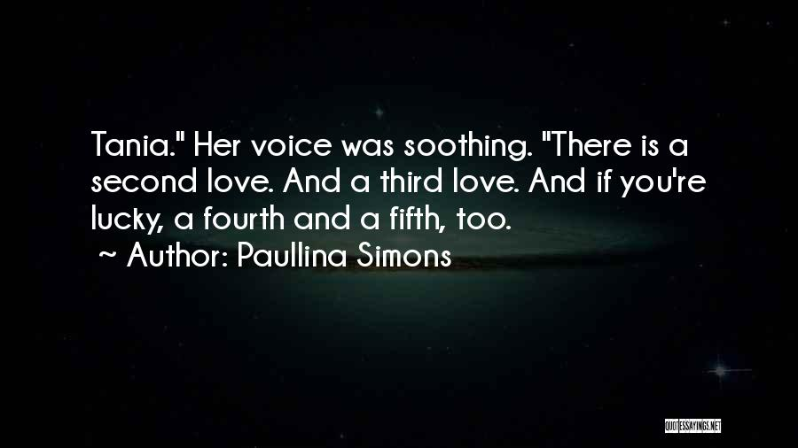 Paullina Simons Quotes 938096