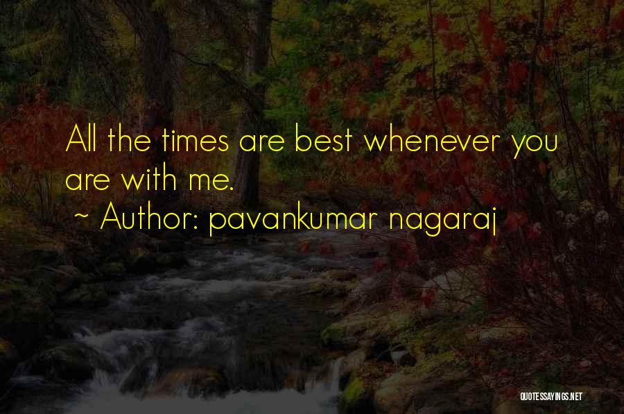 Pavankumar Nagaraj Quotes 1124774