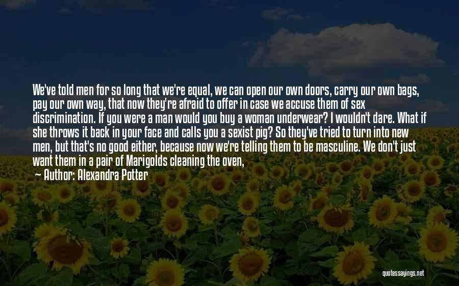 Pay Back Love Quotes By Alexandra Potter