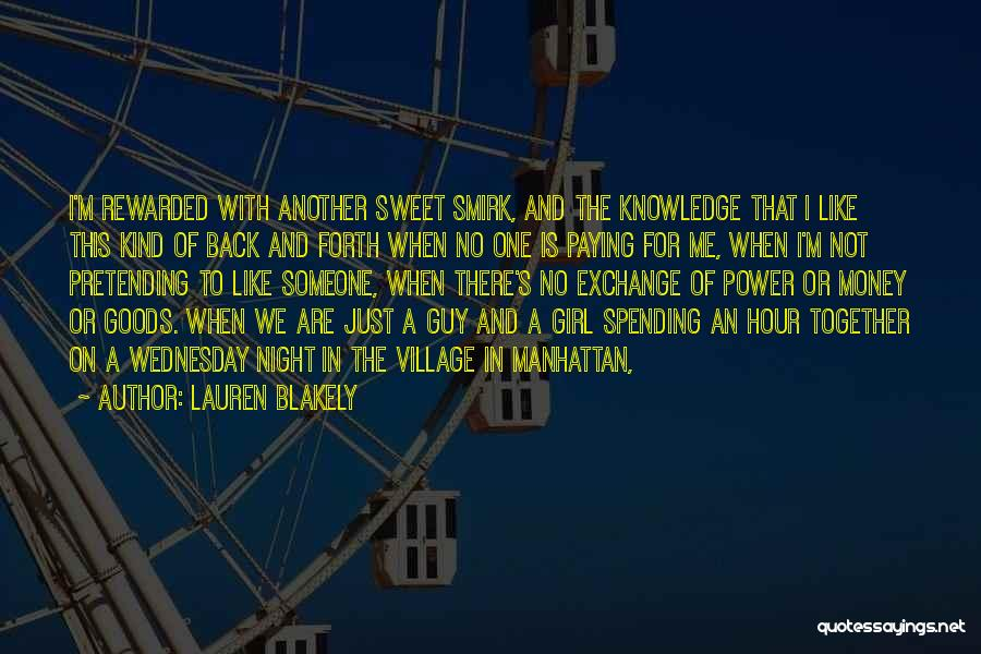 Paying Someone Back Quotes By Lauren Blakely