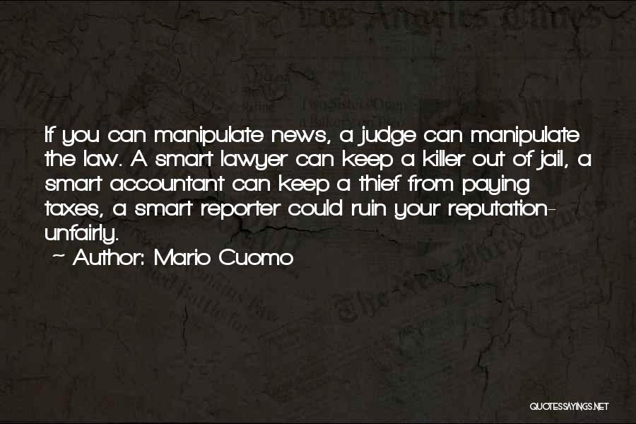 Paying Your Taxes Quotes By Mario Cuomo