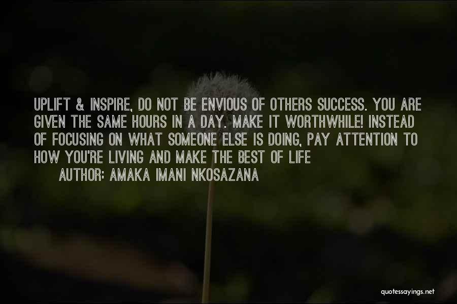 Peace Love Happiness Inspirational Quotes By Amaka Imani Nkosazana