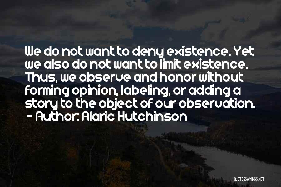 Peace Of Mind And Body Quotes By Alaric Hutchinson