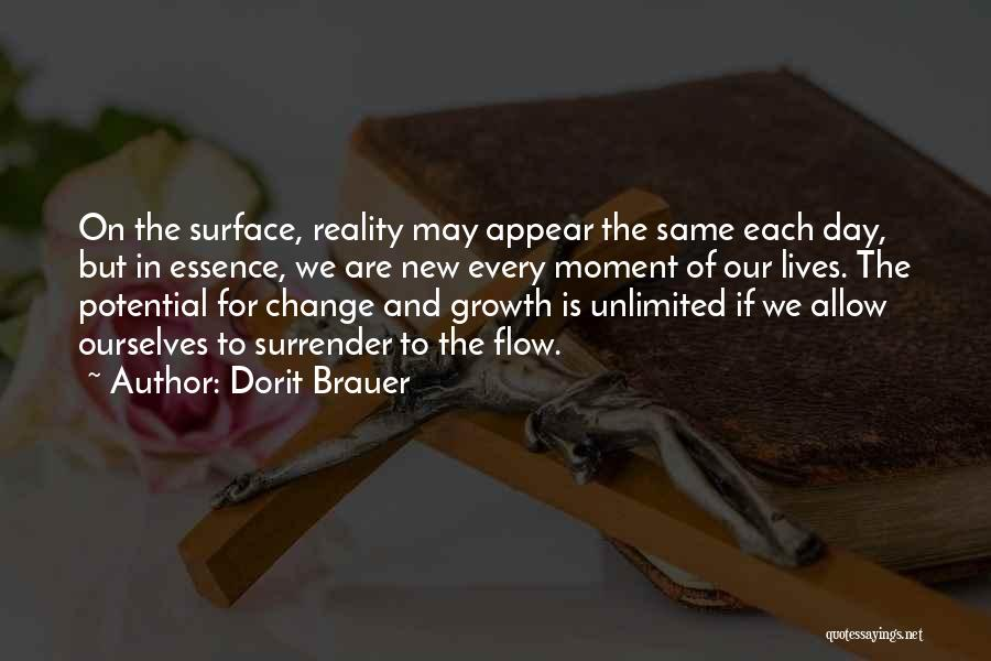Peace Of Mind And Body Quotes By Dorit Brauer