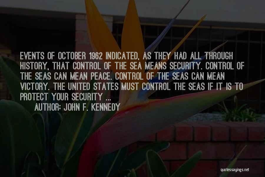 Peace To All Quotes By John F. Kennedy