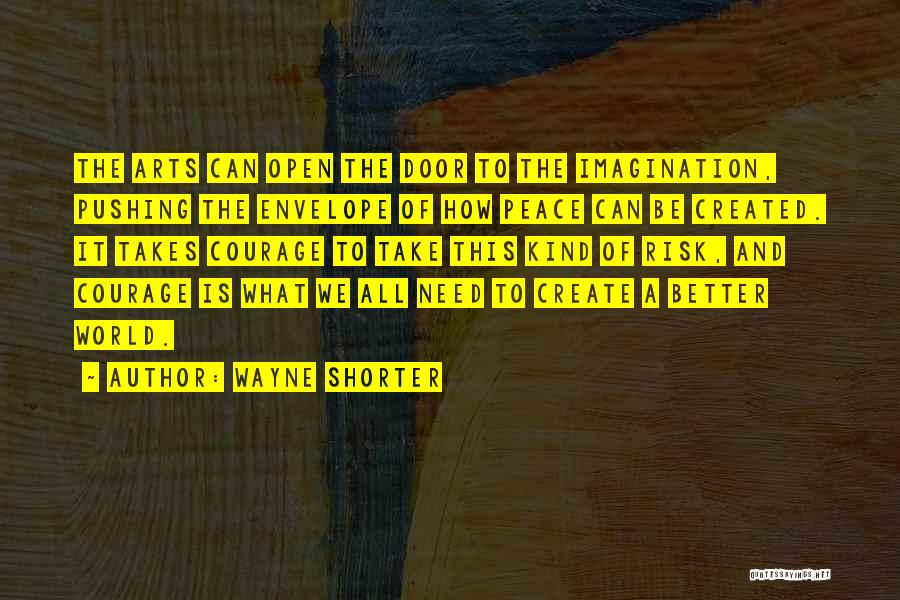 Peace To All Quotes By Wayne Shorter