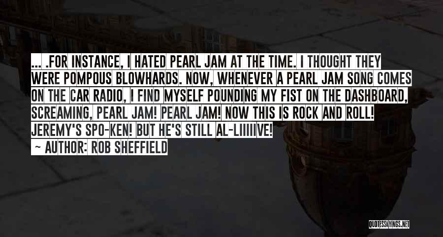 Top 2 Pearl Jam Song Quotes & Sayings