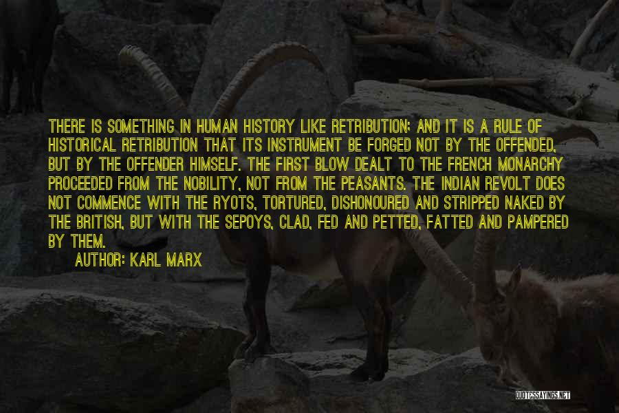 Peasants Revolt Quotes By Karl Marx