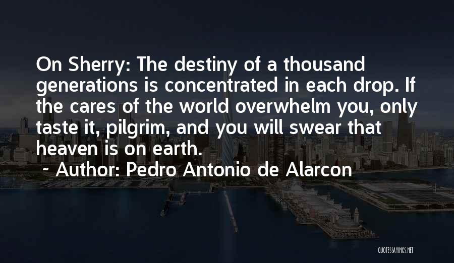 Pedro Antonio De Alarcon Quotes 1898444