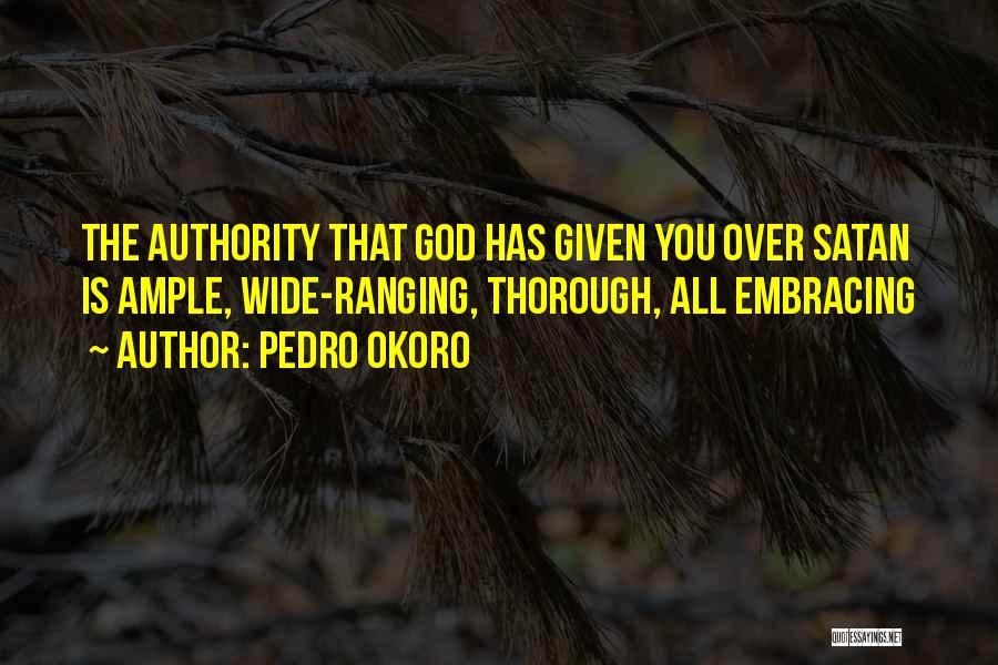 Pedro Okoro Quotes 1287695