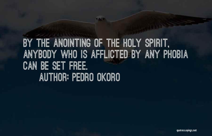 Pedro Okoro Quotes 1345058