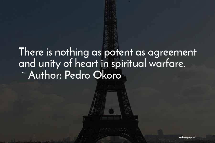 Pedro Okoro Quotes 1364926