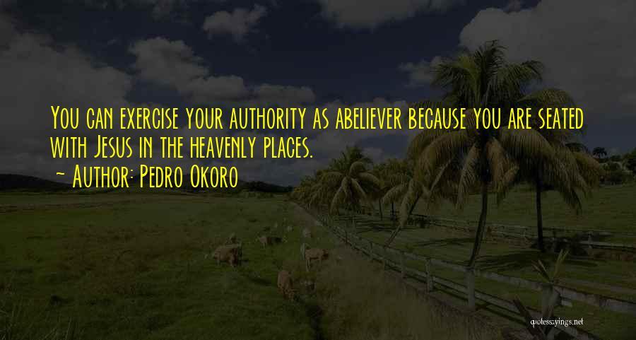 Pedro Okoro Quotes 1491943