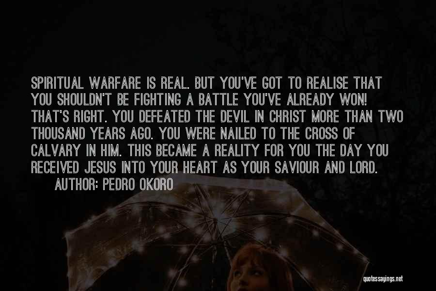 Pedro Okoro Quotes 1680032