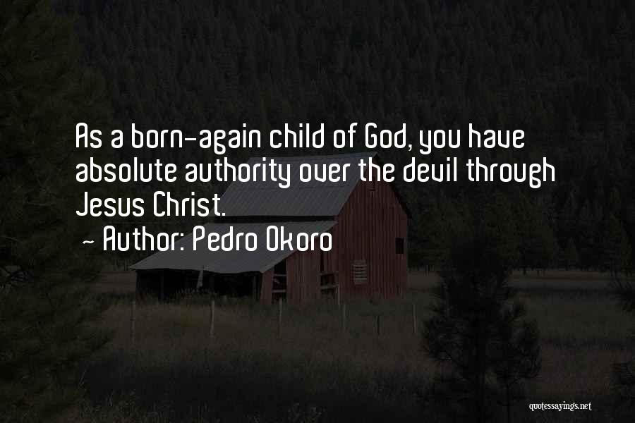 Pedro Okoro Quotes 1735000