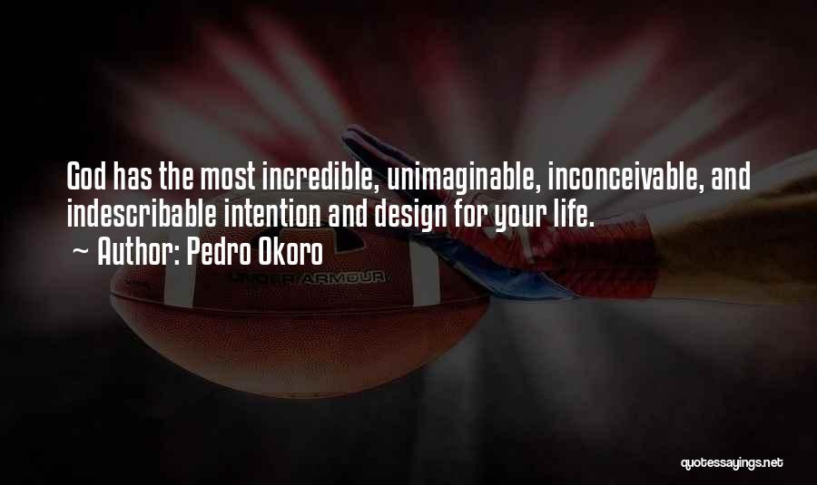 Pedro Okoro Quotes 2060708