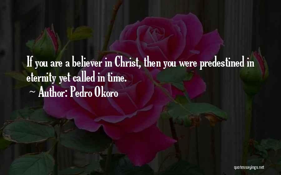 Pedro Okoro Quotes 2095700