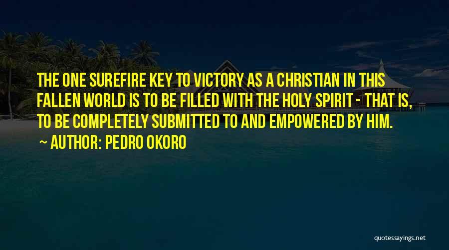 Pedro Okoro Quotes 2208157