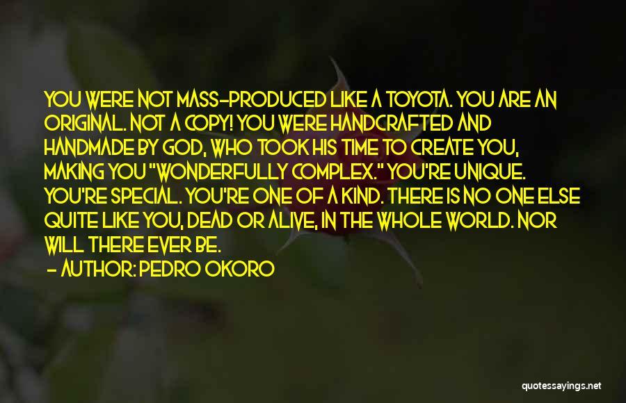 Pedro Okoro Quotes 2271769