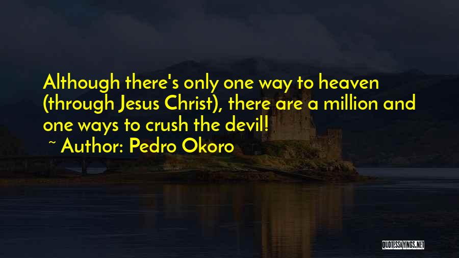 Pedro Okoro Quotes 347073