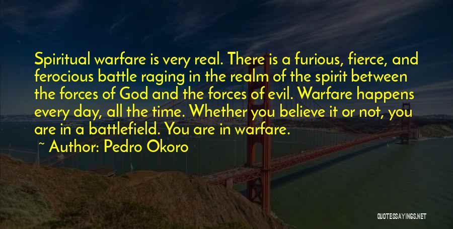 Pedro Okoro Quotes 543127