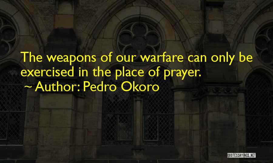 Pedro Okoro Quotes 798993