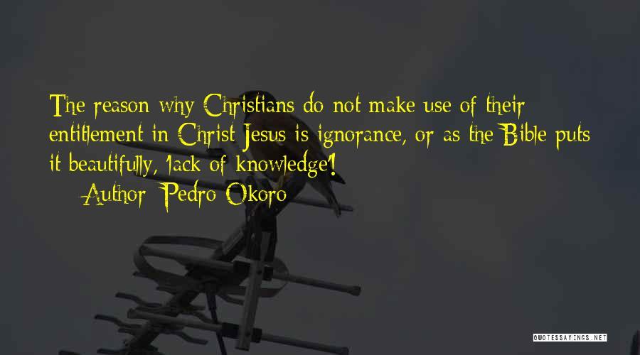 Pedro Okoro Quotes 902185