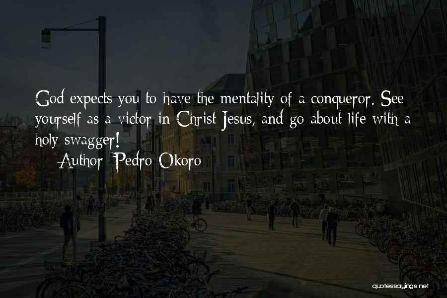 Pedro Okoro Quotes 906732